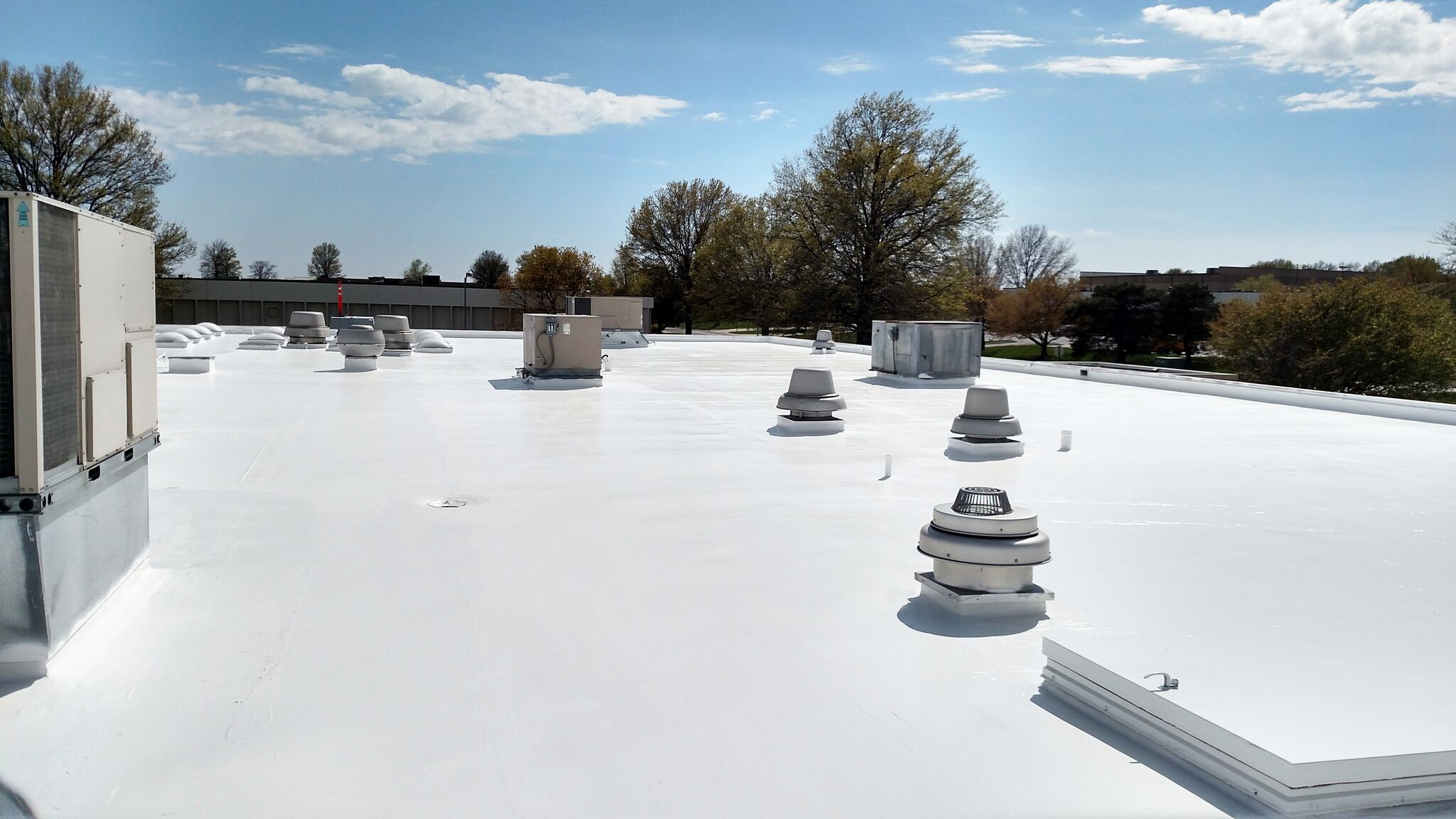 Roof Coating Systems Graduate Contracting
